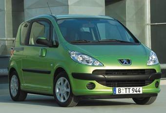 Peugeot 1007 1.6 HDi #1