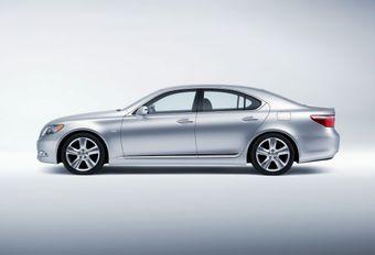Lexus LS 600h #1