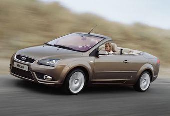 Ford Focus Coupé-Cabriolet 2.0 & 2.0 TDCi #1
