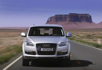 Audi Q7 4.2 TDI #1