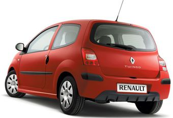 Renault Twingo 1.2 16V & 1.5 dCi #1
