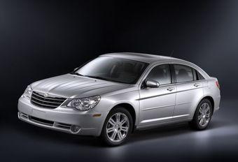 Chrysler Sebring 2.0 CRD #1