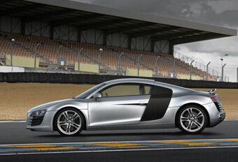 Audi R8 #1
