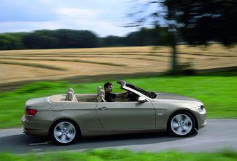 BMW 330d Cabrio #1