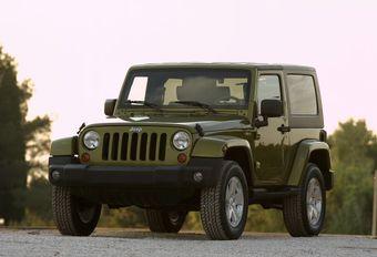 Jeep Wrangler 2.8 CRD #1