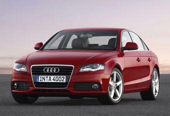 Audi A4: Pour le plaisir #1