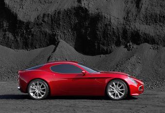 Alfa Romeo 8C Competizione #1