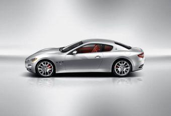 Maserati Granturismo #1