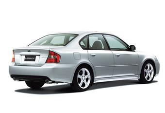 Subaru Legacy 2.0 D & Outback 2.0 D #1