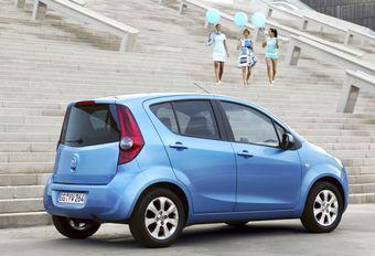 Opel Agila 1.2 & 1.3 CDTI #1