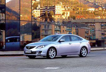 Mazda 6 2.0 CDVi #1