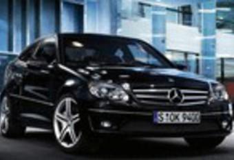 Mercedes CLC & CLS facelift #1