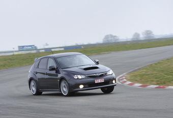 Subaru Impreza WRX STI #1