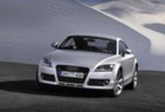 Audi TTS #1