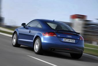 Audi TT TDI quattro  #1