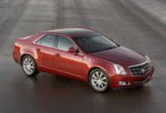 Cadillac CTS 3.6 V6 AWD Auto. #1