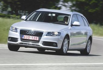 Audi A4 Avant 1.8 T & 2.0 TDI #1