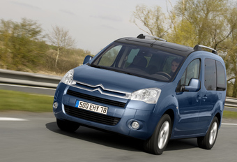 Citroën Berlingo #1