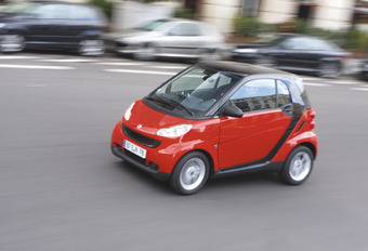 smart Fortwo mhd #1