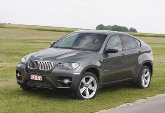 BMW X6 35i & 35d #1