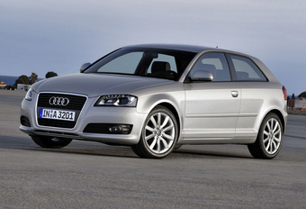 Audi A3 #1