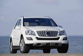 Mercedes ML Bluetec #1
