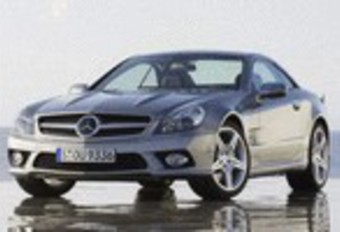 Mercedes SL 280 #1