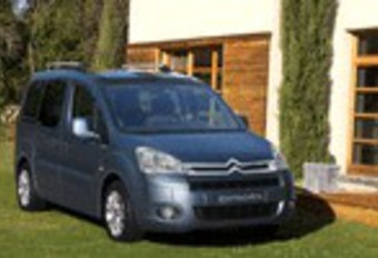 Citroën Berlingo 1.6 HDi 92 #1