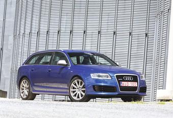 Audi RS6 #1
