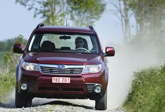 Subaru Forester 2.0 A & 2.0 #1