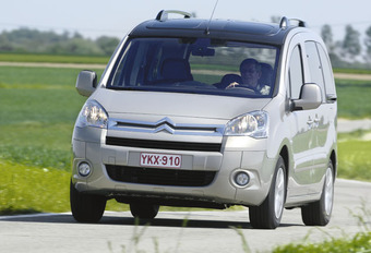 Citroën Berlingo 1.6 HDi 75 & 90 #1