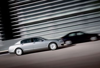 Bentley Continental Flying Spur Speed #1