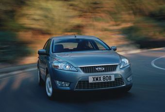 Ford Mondeo Econetic & 2.2 TDCi #1