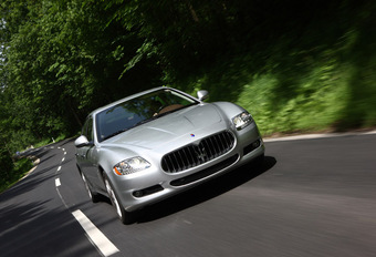Maserati Quattroporte S #1
