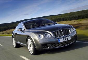 Bentley Continental GT Speed #1