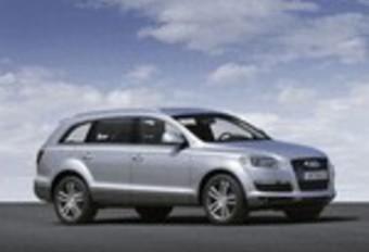Audi Q7 V12 TDI #1