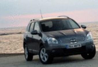 Nissan Qashqai+2 & Nissan Murano #1