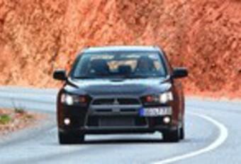 Mitsubishi Lancer Evolution & Subaru Impreza WRX STi #1