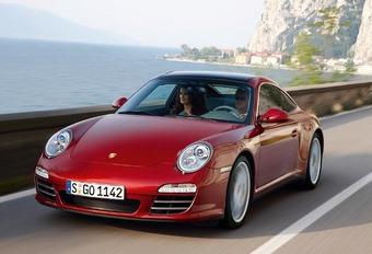 Porsche 911 Targa 4/4S  #1