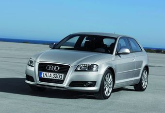 Audi A3 2.0 TDI 136, BMW 118d & CLC 220 CDI #1