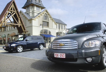 Chevrolet HHR #1