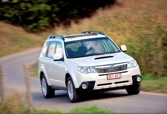 Subaru Forester Boxer Diesel 2.0D #1