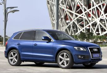 Audi Q5 2.0 TDI 170, 2.0 TFSI & 3.0 TDI #1