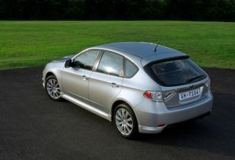 Subaru Impreza 2.0 D #1