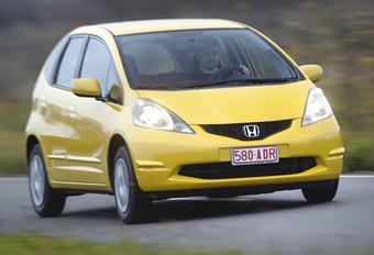 Honda Jazz 1.2 & 1.4  #1
