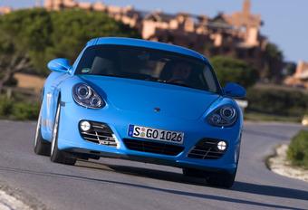 Porsche Cayman S PDK  #1