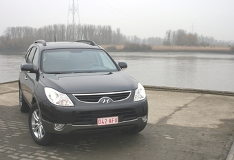 Hyundai ix55 #1