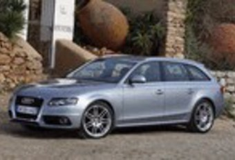 Audi S4 Avant #1