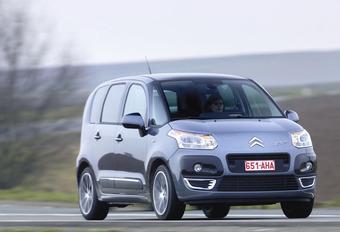Citroën C3 Picasso 1.6 HDi 92 & 110 #1