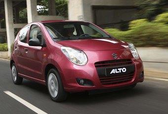 Suzuki Alto  #1